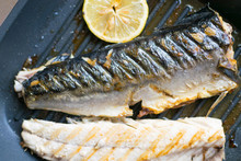 Grilled Fish Grilled Mackerel ...