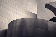 Architectural Abstract Of A Me...