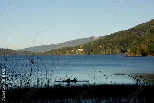 Fotografie, Obraz  Calmaria do lago