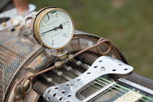 old gauges recycled
