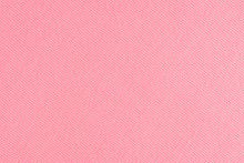 Pink Fabric Texture Background.