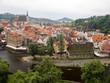Cesky Krumlov has been a UNESCO World Heritage Site, Cesky Krumlov, Czech Republic