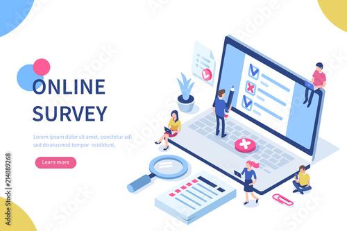 Slika na platnu online survey