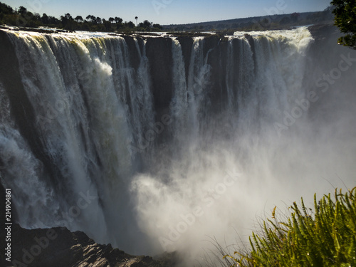 The Victoria Falls In Zimbabwe Africa Buy This Stock