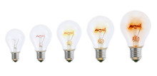 Evolution Of The Light Bulb, I...