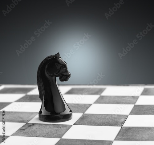 Chess. Wallpaper Mural