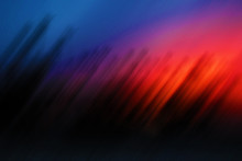 Variation Of Colorful Blur Fro...