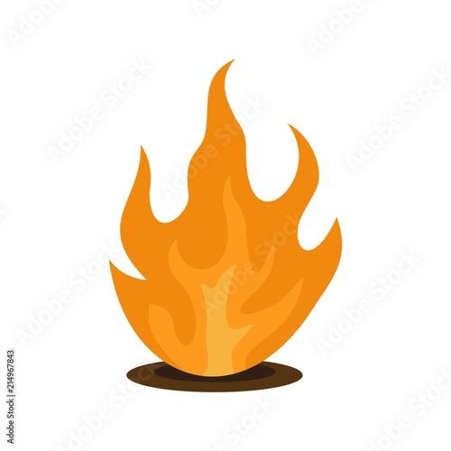 Fotografia  Eternal fire icon