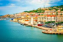 Port Of Sète, France