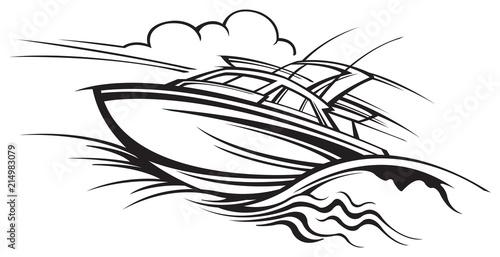 Boat Fototapeta