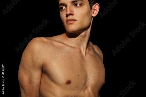 giovane foto di nudo