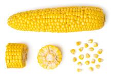 The Peeled Ear Of Corn, A Piec...