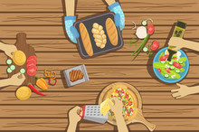 Children Craft And Cooking Les...