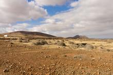 Typical Landscape Of Fuerteven...