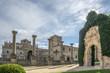 Catedral de Zamora en España por vía de la Plata camino a Santiago