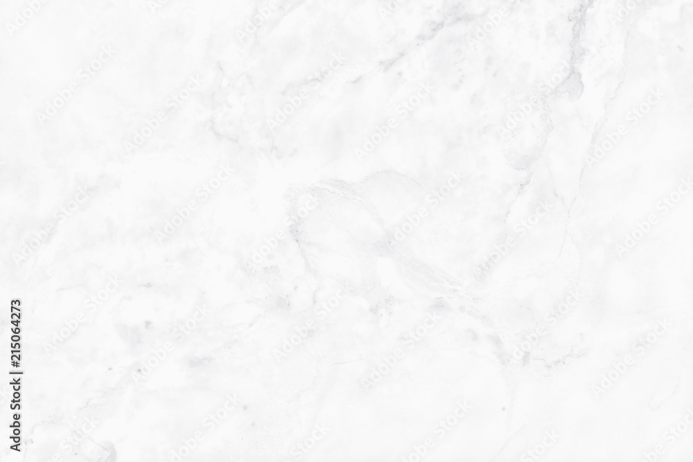 Fototapety, obrazy: White background marble wall texture for design art work, seamless pattern of tile stone with bright and luxury.