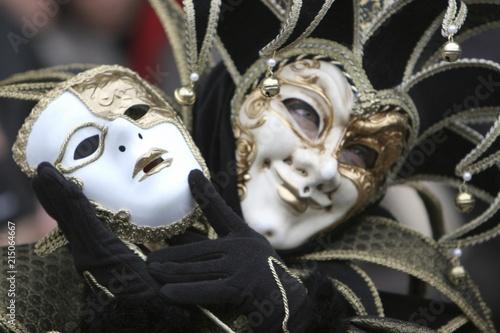 Foto op Plexiglas Carnaval Carnival de Venice 2006