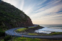 The Iconic Sweeping Roads Of T...