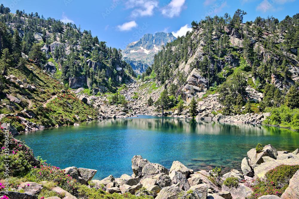 Fototapety, obrazy: Lake in the Gerber Valley