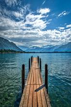 Lake Geneva Jetty
