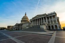 The Capitol Building, Washington DC. USA