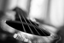 Guitar Strings Wallpaper