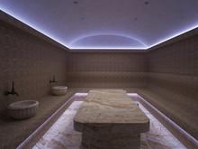 3d Interior Of Luxury Turkish ...