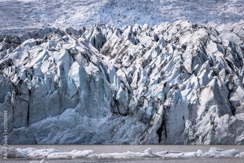 Fotobehang Gletsjers Iceland