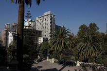 Santa Lucía Hill Plaza De Armas Santiago