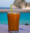 Fresh juice from Greece