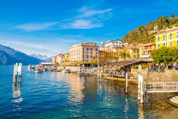 Bellagio resort town on Lake Como, Lombardy, Italy