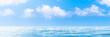 meerlandschaft panorama