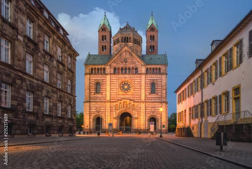 Dom in Speyer, Speyerer Dom Kaiserdom Fototapete