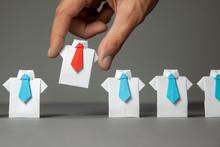 Choosing Good Employee Leader....