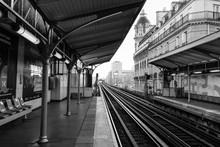 Original Metro Station Paris