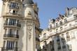 Immeuble parisien, Verdi