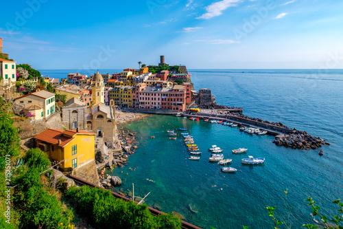 Fototapeta Vernazza, Cinque Terre obraz