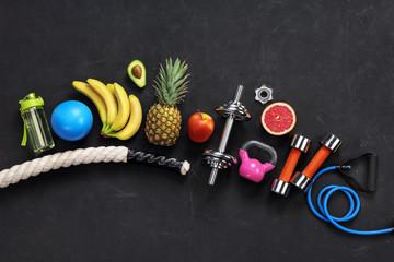 Sports equipment and organi...
