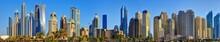 Panorama Of Of Dubai Marina Sk...