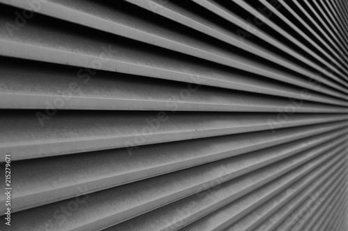 Türaufkleber Darknightsky Jalousie Metall Dekoration Texture