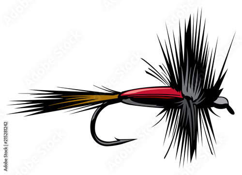 Fotografia, Obraz Fishing lure