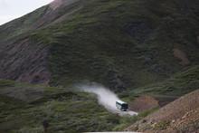 National Park Service Tour Bus...
