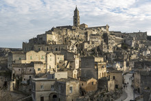 Overview Of Sassi With The Bel...