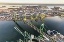 Vincent Thomas Bridge Linking ...