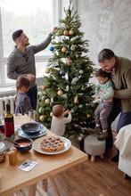 Decoration Of Christmas Tree