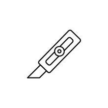 Paper Cutter. Element Of Educa...