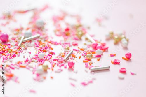 Photo  Fancy sprinkles