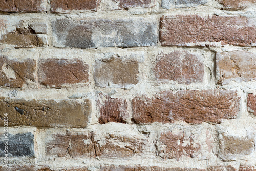 Super Part Of The Red Brick Wall Of An Old House Background Download Free Architecture Designs Embacsunscenecom
