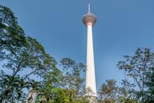 The Kuala Lumpur Tower,Menara Tower, Malaysia