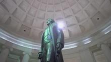 Thomas Jefferson Memorial Short Orbit